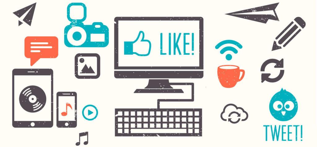 Social media son importantes para Inbound Marketing