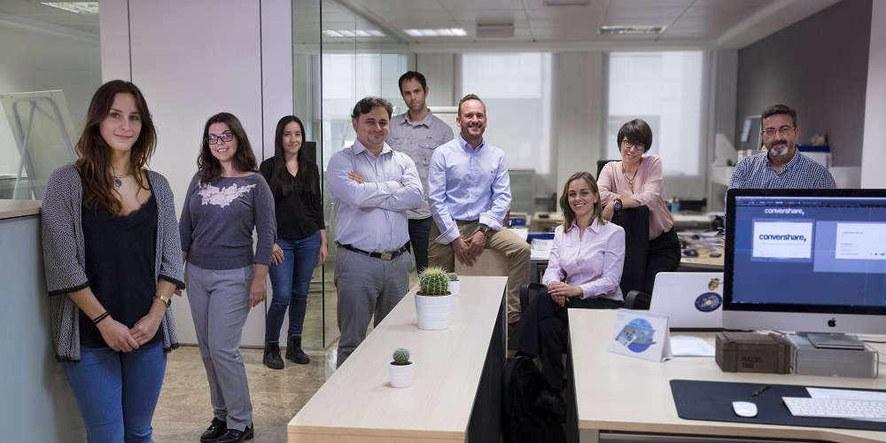 Equipo Convershare