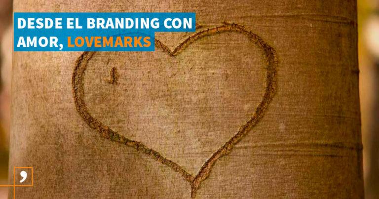 Branding lovemarks