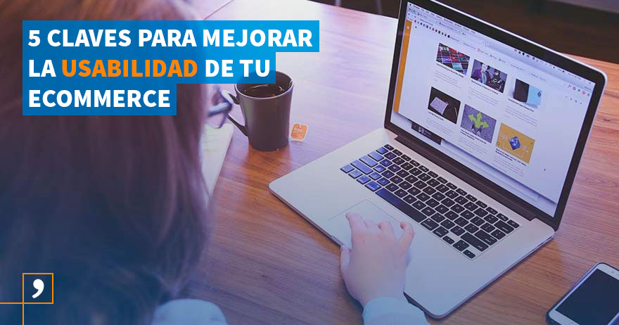 Claves usabilidad ecommerce