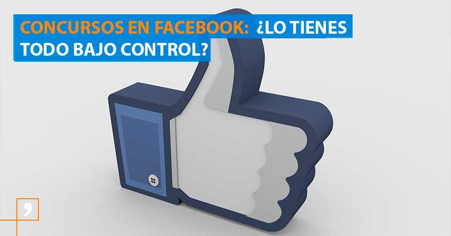 Concursos en facebook