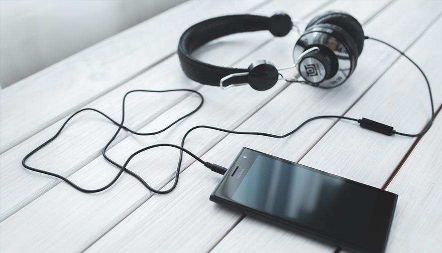 El audio es tendencia
