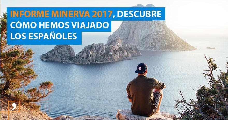 ¿Cómo hemos viajado los españoles durante el 2017?