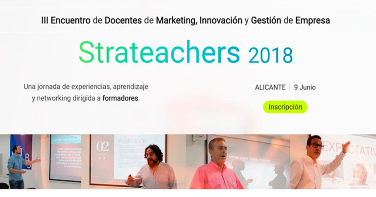 Destacada evento Straateachers