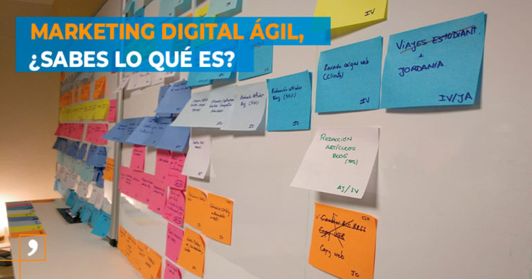 Marketing Digital Agile en Alicante