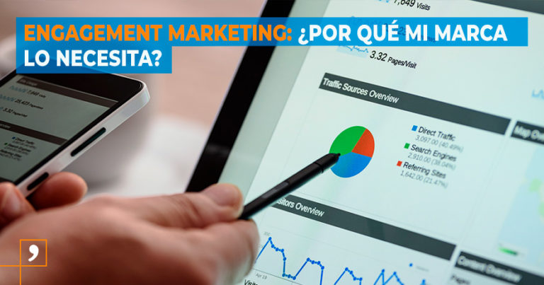 ¿Qué es el engagement marketing?