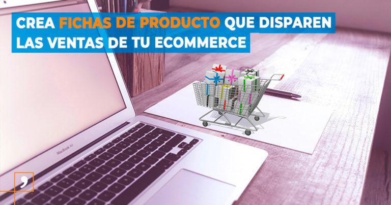 Ficha de producto bien hecha para ecommerce