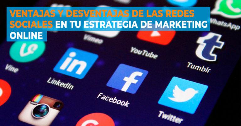 Ventajas y desventajas de las Redes Sociales | Convershare