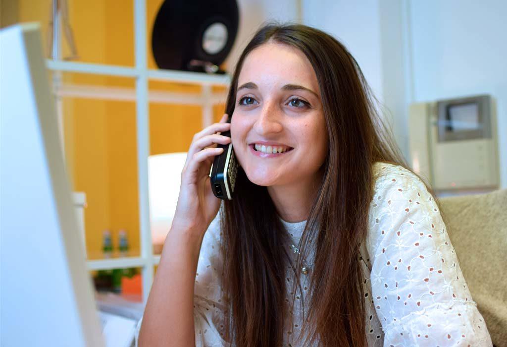 Isabel Teléfono